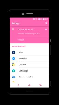 Pink-X screenshot 2