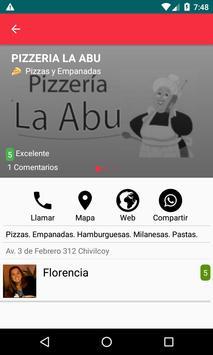 Pido Fácil (beta) Chivilcoy screenshot 1
