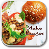 Tips To Make Burger At Home icon
