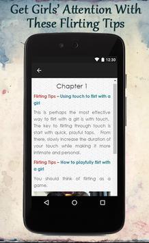 How To Flirt With Girls apk screenshot