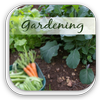 Home Vegetable Gardening Guide-icoon