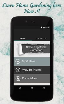 Home Vegetable Gardening Guide gönderen