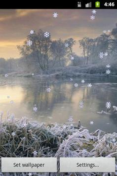 Winter Miracle: Live Wallpaper screenshot 2