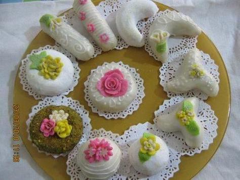 حلويات شميشة apk screenshot