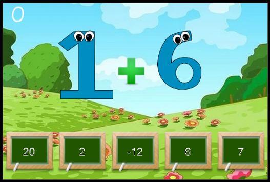 Simple Math for Kids screenshot 3