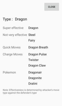 Choosémon for Pokémon Go (Unreleased) apk screenshot