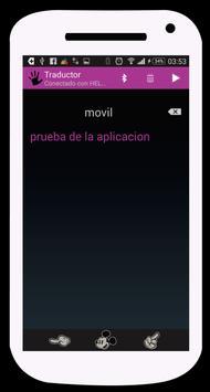 Guante Traductor apk screenshot