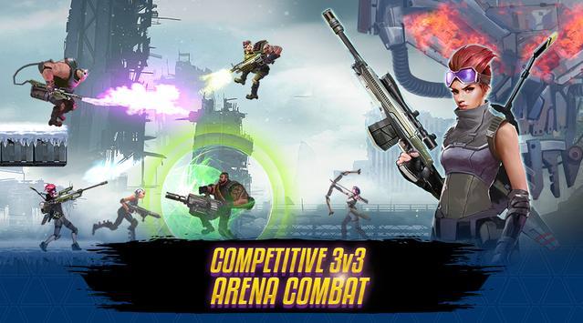 Mayhem - PvP Multiplayer Arena Shooter poster