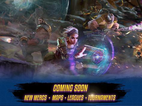 Mayhem - PvP Multiplayer Arena Shooter apk screenshot