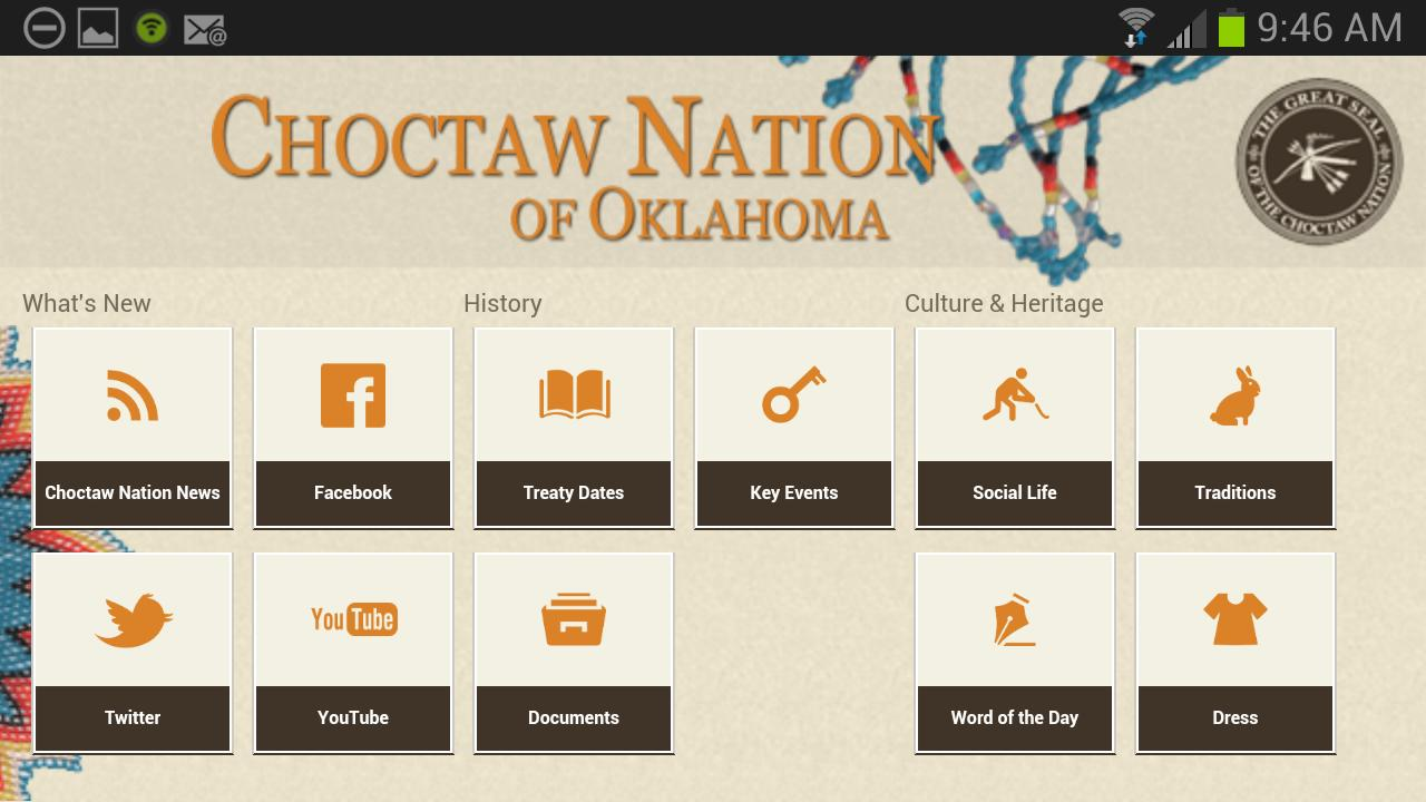 Choctaw Nation of Oklahoma for Android - APK Download