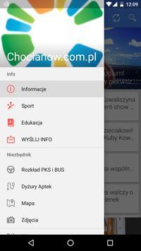 Chocianow.com.pl poster