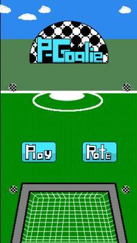 P-Goalie poster