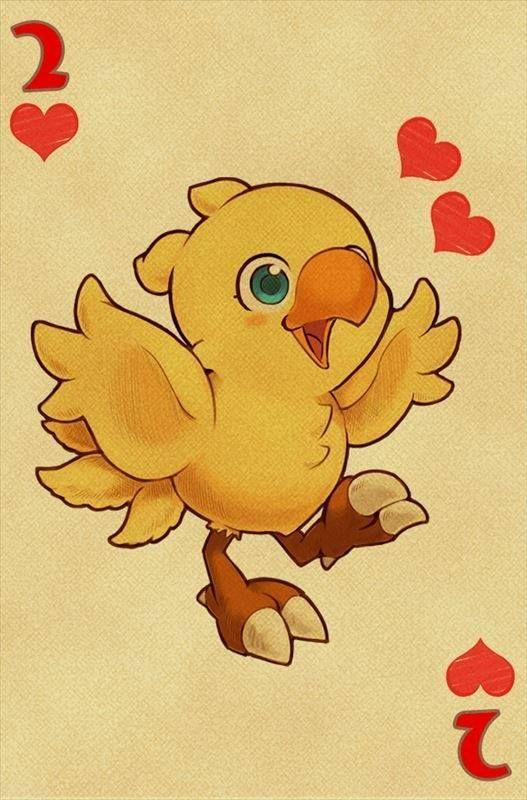 Chocobo Wallpaper Art For Android Apk Download