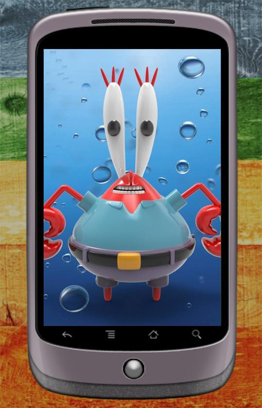 Mr Krabs Wallpaper For Android Apk Download