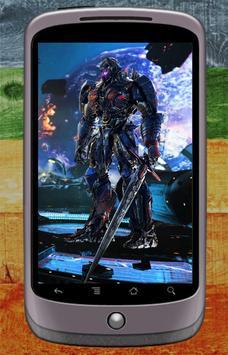 Optimus Prime Wallpaper poster