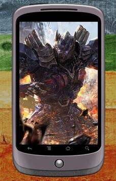 Optimus Prime Wallpaper screenshot 7