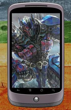 Optimus Prime Wallpaper screenshot 5