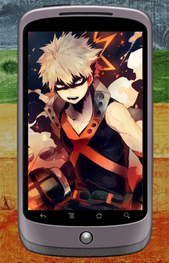 Bakugou Katsuki Wallpaper For Android Apk Download