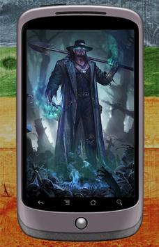 Undertaker Wallpaper Poster Screenshot 1 2