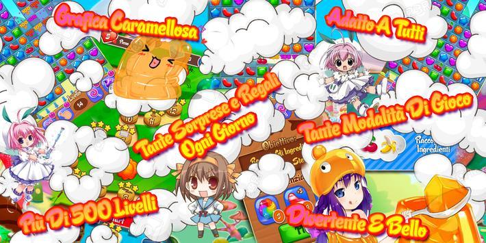 Choco Garden Saga ITA apk screenshot