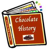 History of chocolate icon