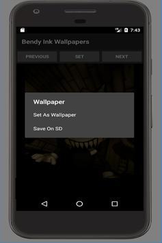 Bendy Ink Wallpapers screenshot 1