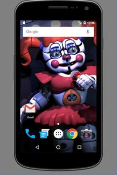 Circus Baby Wallpapers poster
