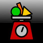 MixedUp Meal Calculator icon