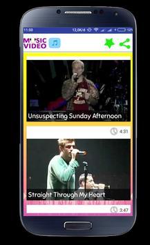 Backstreet Boys Video Music screenshot 1