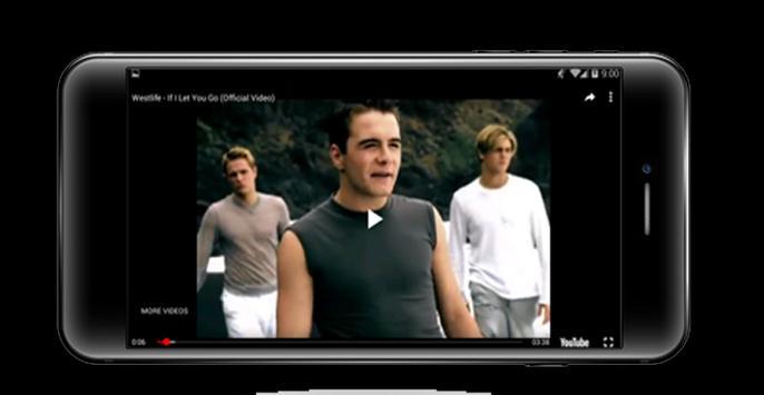 westlife music and video screenshot 3