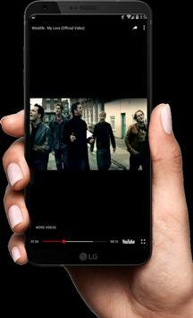 westlife music and video screenshot 1