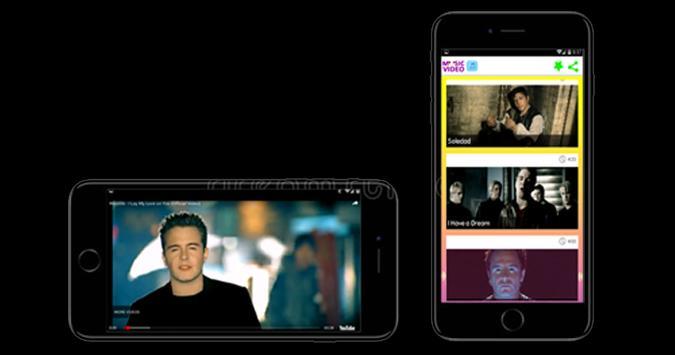 westlife music and video screenshot 4