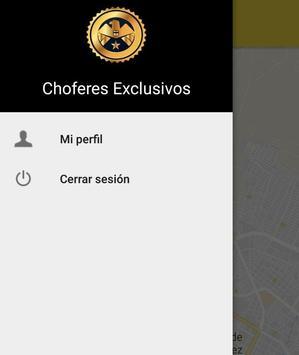 Choferes Exclusivos screenshot 2