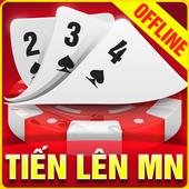 Tien Len Mien Nam offline - Game Danh Bai Tiến Lên