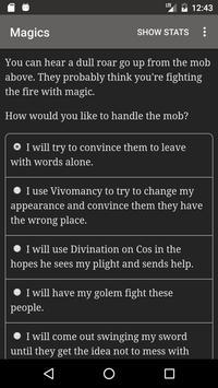 Choice of Magics スクリーンショット 2