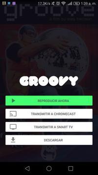 Groovy Lite captura de pantalla 1