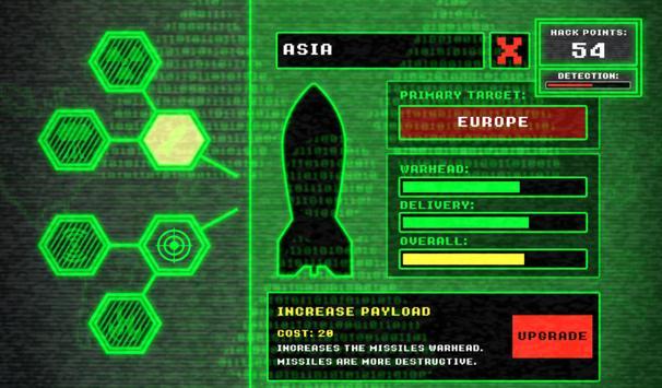 Nuclear Hack INC. - War Sim apk screenshot