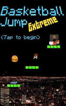 Basketball Jump Extreme poster