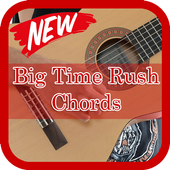 Big Time Rush Chords Guitar icon