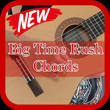 Big Time Rush Chords Guitar poster