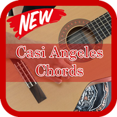 Casi Angeles Chords Guitar icon