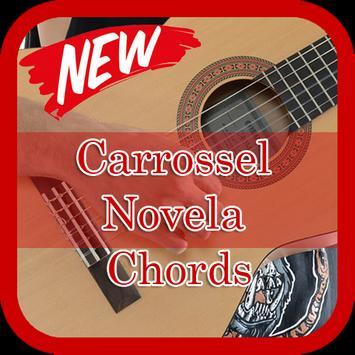 Carrossel Novela Chords Guitar apk screenshot