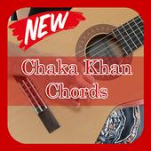 Chaka Khan Chords Guitar icon