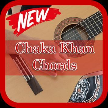 Chaka Khan Chords Guitar poster