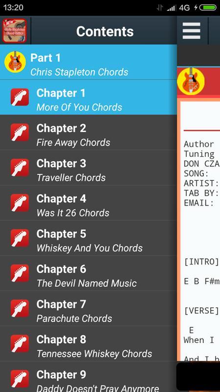 Chris Stapleton Chords APK डाउनलोड - एंडरॉयड के ...