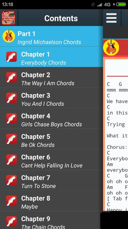 Ingrid Michaelson Chords APK Download - Free Books & Reference APP ...