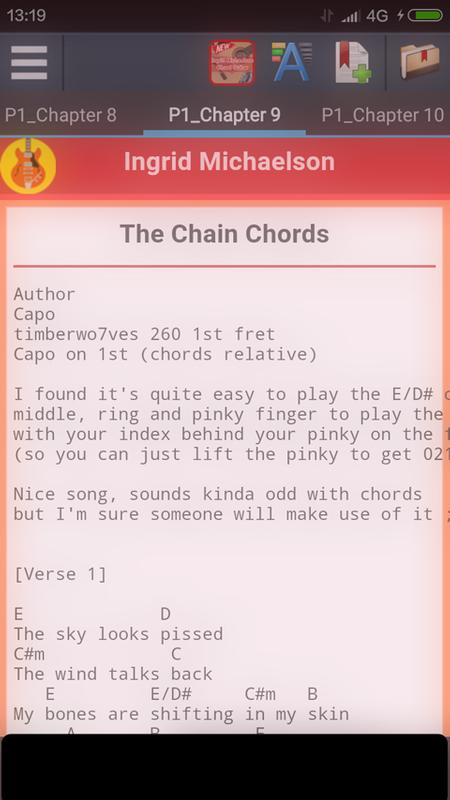 Ingrid Michaelson Chords For Android Apk Download