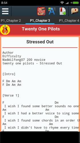 Twenty One Pilots Chords APK Download - Free Books & Reference APP ...