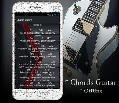 Justin Bieber Chord Guitar Love Yourself APK Download - Free Music ...
