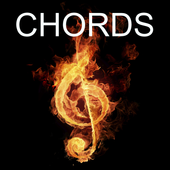Chords on A icon
